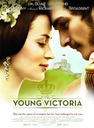 The Young Victoria - Theatrical poster (xs thumbnail)