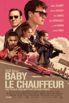 Baby Driver - Canadian Movie Poster (xs thumbnail)