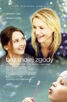 My Sister's Keeper - Polish Movie Poster (xs thumbnail)