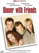 Dinner with Friends - DVD cover (xs thumbnail)