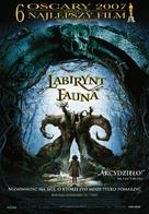 El laberinto del fauno - Polish Movie Poster (xs thumbnail)