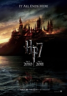 Harry Potter and the Deathly Hallows: Part I - Australian Movie Poster (xs thumbnail)