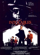 The Untouchables - Spanish Movie Poster (xs thumbnail)