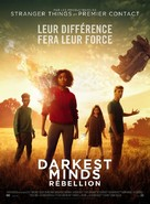The Darkest Minds - French Movie Poster (xs thumbnail)