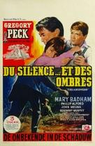To Kill a Mockingbird - Belgian Movie Poster (xs thumbnail)