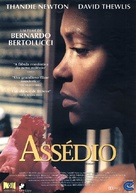 Besieged - Portuguese Movie Poster (xs thumbnail)