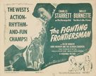The Fighting Frontiersman - Movie Poster (xs thumbnail)