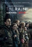 """The Rain"" - Spanish Movie Poster (xs thumbnail)"