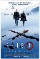 The X Files: I Want to Believe - Swiss Movie Poster (xs thumbnail)