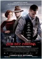 Lawless - Slovak Movie Poster (xs thumbnail)