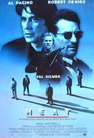 Heat - Swedish Movie Poster (xs thumbnail)