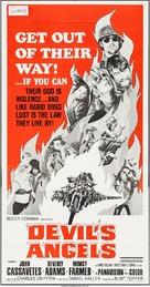 Devil's Angels - Movie Poster (xs thumbnail)