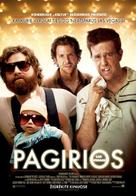 The Hangover - Lithuanian Movie Poster (xs thumbnail)