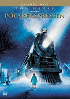 The Polar Express - Norwegian DVD movie cover (xs thumbnail)