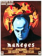Manèges - French Movie Poster (xs thumbnail)