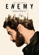 Enemy - Canadian DVD movie cover (xs thumbnail)