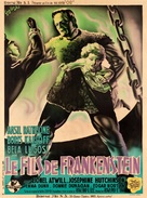 Son of Frankenstein - French Movie Poster (xs thumbnail)