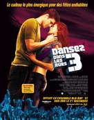 Step Up 3D - Canadian Video release movie poster (xs thumbnail)