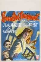 The Spiral Staircase - Belgian Movie Poster (xs thumbnail)