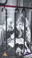 Mädchen in Uniform - British VHS cover (xs thumbnail)