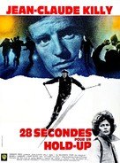Snow Job - French Movie Poster (xs thumbnail)