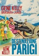The Happy Road - Italian DVD movie cover (xs thumbnail)