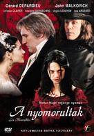 """""""Les misèrables"""" - Hungarian DVD cover (xs thumbnail)"""