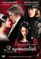 """Les misèrables"" - Hungarian DVD movie cover (xs thumbnail)"