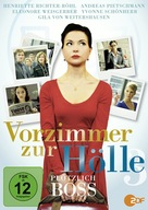 Vorzimmer zur Hölle - German Movie Cover (xs thumbnail)