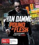 Pound of Flesh - Australian Blu-Ray movie cover (xs thumbnail)
