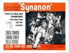 Synanon - Theatrical poster (xs thumbnail)