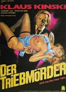La bestia uccide a sangue freddo - German Movie Poster (xs thumbnail)