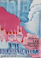Don't Look Now - Polish Movie Poster (xs thumbnail)