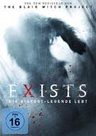 Exists - German DVD cover (xs thumbnail)