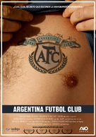 Argentina Fútbol Club - Argentinian Movie Poster (xs thumbnail)