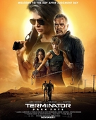 Terminator: Dark Fate - Movie Poster (xs thumbnail)