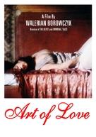 Ars amandi - DVD cover (xs thumbnail)
