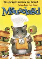 Mousehunt - German Movie Cover (xs thumbnail)