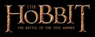 The Hobbit: The Battle of the Five Armies - Logo (xs thumbnail)