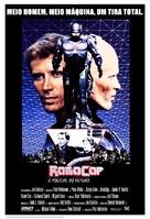 RoboCop - Brazilian Movie Poster (xs thumbnail)
