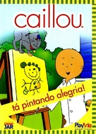 """Caillou"" - Brazilian Movie Cover (xs thumbnail)"