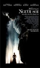 The Wolfman - Vietnamese Movie Poster (xs thumbnail)