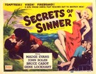 Sinners in Paradise - Movie Poster (xs thumbnail)