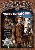 Young Buffalo Bill - DVD cover (xs thumbnail)