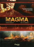 Magma: Volcanic Disaster - Brazilian Movie Cover (xs thumbnail)