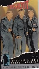 Crashout - VHS cover (xs thumbnail)