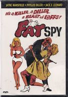 The Fat Spy - Movie Cover (xs thumbnail)