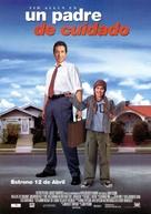 Joe Somebody - Spanish Movie Poster (xs thumbnail)