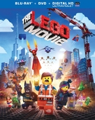 The Lego Movie - Blu-Ray cover (xs thumbnail)
