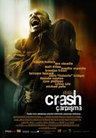 Crash - Turkish Movie Poster (xs thumbnail)